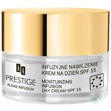 Парфюмерия и Козметика Овлажняващ дневен крем - AA Prestige Algae Infusion Day Cream SPF15