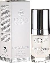 Парфюми, Парфюмерия, козметика Серум за лице - Herla Infinite White Intense Depigmenting Serum Solution