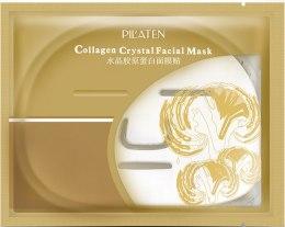 Парфюми, Парфюмерия, козметика Маска за лице с колаген - Pilaten Collagen Crystal Facial Mask