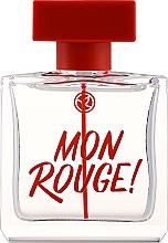 Парфюмерия и Козметика Yves Rocher Mon Rouge - Парфюмна вода