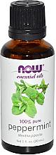 Парфюмерия и Козметика Етерично масло от мента - Now Foods Essential Oils 100% Pure Peppermint