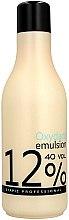 Парфюми, Парфюмерия, козметика Водороден пероксид на крем 12% - Stapiz Professional Oxydant Emulsion 40 Vol