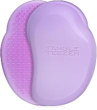 Парфюмерия и Козметика Четка за коса, лилава - Tangle Teezer The Original Fine & Fragile Pink Dawn