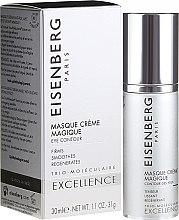 Парфюмерия и Козметика Маска за околоочния контур - Jose Eisenberg Excellence Masque Creme Magique Eye Contour
