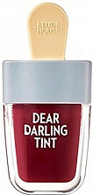 Парфюмерия и Козметика Тинт за устни - Etude House Dear Darling Water Gel Tint Ice Cream