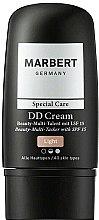 Парфюмерия и Козметика Дълбоко овлажняващ слънцезащитен тониращ DD-крем - Marbert Special Care DD Cream Beauty-Multi-Talent