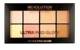 Парфюмерия и Козметика Палитра бронзиращи цветове - Makeup Revolution Ultra Pro Glow