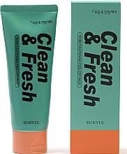 Парфюмерия и Козметика Пилинг маска за свиване на пори - Eunyul Clean & Fresh Pore Tightening Peel Off Pack
