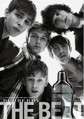Burberry The Beat For Men - Тоалетна вода ( мини )  — снимка N4