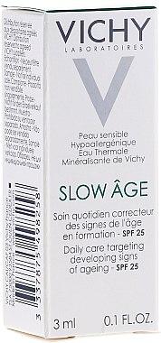 Комплект за лице - Vichy Slow Age (cr/50ml + cr/3ml + booster/10ml) — снимка N7
