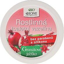 Парфюмерия и Козметика Вазелин с антиоксиданти - Bione Cosmetics Pomegranate Plant Vaseline With Antioxidants