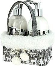 Парфюми, Парфюмерия, козметика Комплект за ръце - Vivian Gray Silver Christmas Set (сапун/250ml + лосион/250ml)