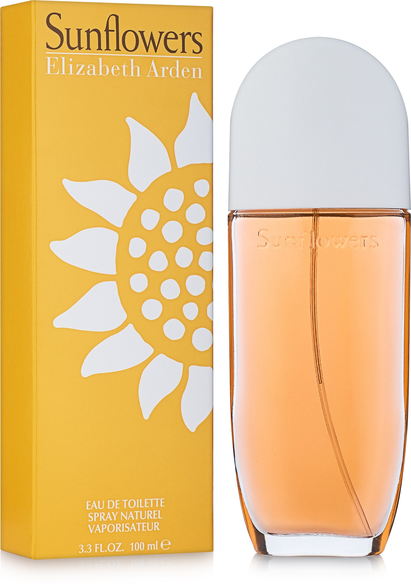 Elizabeth Arden Elizabeth Arden Sunflowers - Тоалетна вода — снимка 50 ml