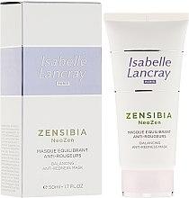 Парфюмерия и Козметика Маска за лице против зачервяване - Isabelle Lancray Zensibia Neozen Balancing Anti Redness Mask