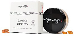 Парфюмерия и Козметика Контурираща пудра за лице - Uoga Uoga Game Of Shadows Contouring Powder