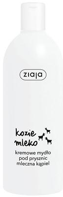 """Душ гел """"Козе мляко"""" - Ziaja Gel-Cream For The Soul"""
