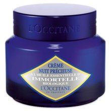 Парфюми, Парфюмерия, козметика Нощен крем за лице - L'Occitane Immortelle Precious Night Cream