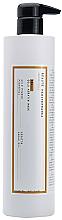 Парфюмерия и Козметика Кератинова маска за коса с течно злато - Beaute Mediterranea 18k Gold Mask
