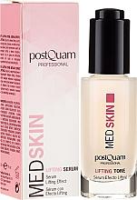Парфюмерия и Козметика Лифтинг серум против бръчки - PostQuam Med Skin Lifting Serum