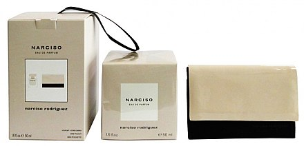 Narciso Rodriguez Narciso - Комплект (edp 50ml + pouch) — снимка N1