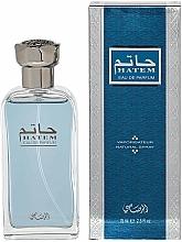 Парфюмерия и Козметика Rasasi Hatem - Парфюмна вода