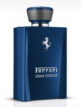 Парфюмерия и Козметика Ferrari Cedar Essence - Парфюмна вода ( тестер без капачка )
