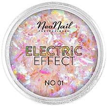 Парфюмерия и Козметика Брокат за нокти - NeoNail Professional Electric Effect Flakes
