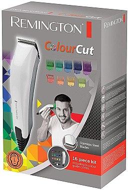 Машинка за подстригване - Remington HC5035 ColourCut Clipper — снимка N1
