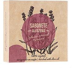 Парфюмерия и Козметика Натурален сапун с лавандула - Essencias De Portugal Senses Lavender Soap With Olive Oil