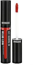 Парфюмерия и Козметика Течно червило за устни - Luxvisage Matt Tattoo No Transfer 12H Liquid Lipstick