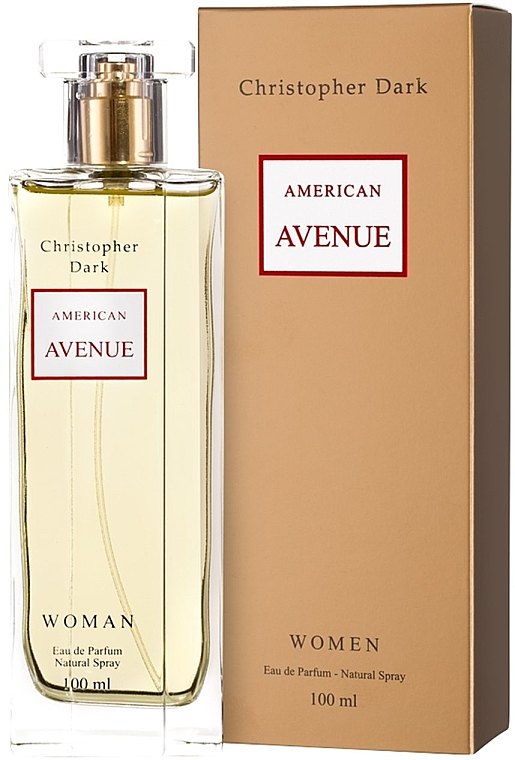 Christopher Dark American Avenue - Парфюмна вода