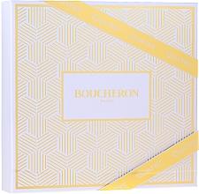 Парфюмерия и Козметика Boucheron Quatre Boucheron Pour Femme - Комплект (парф. вода/100ml + лосион за тяло/100ml + душ гел/100ml)