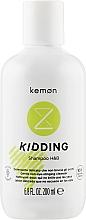 Парфюмерия и Козметика Детски шампоан-душ гел - Kemon Liding Kidding Shampoo H&B