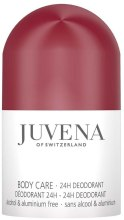 Парфюми, Парфюмерия, козметика Рол-он дезодорант - Juvena Body Care 24H Deodorant