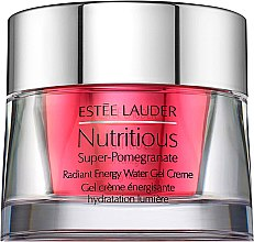 Парфюми, Парфюмерия, козметика Крем-гел за лице - Estee Lauder Nutritious Super-Pomegranate Radiant Energy Water Gel Creme