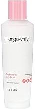 Парфюмерия и Козметика Озаряваща емулсия за лице с екстракт от мангостин - It's Skin Mangowhite Brightening Emulsion