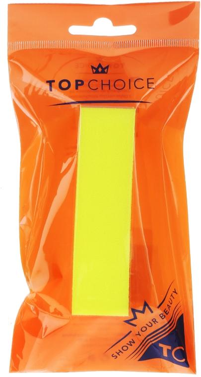 Пила за полиране 120/150, 74813, жълта - Top Choice Colours Nail Block