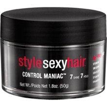 Парфюмерия и Козметика Восък за оформяне - SexyHair StyleSexyHair Control Maniac Styling Wax