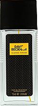 Парфюми, Парфюмерия, козметика David Beckham Classic Touch Limited Edition - Спрей дезодорант