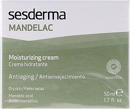 Парфюми, Парфюмерия, козметика Хидратиращ крем с бадемова киселина - SesDerma Laboratories Mandelac Moisturizing Cream