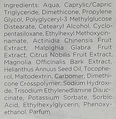 Крем за лице - Isabelle Lancray Vitamina Fruity Creamy Gel — снимка N5