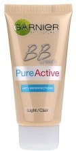 "Парфюми, Парфюмерия, козметика BB Cream ""Чиста кожа Актив"" - Garnier Skin Naturals"
