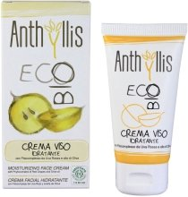 Парфюми, Парфюмерия, козметика Овлажняващ крем за лице - Anthyllis Moisturizing Face Cream
