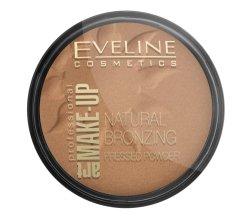Парфюми, Парфюмерия, козметика Компактна бронзираща пудра - Eveline Cosmetics Art Professional