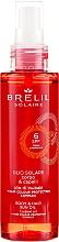 Парфюмерия и Козметика Защитно масло за коса и тяло - Brelil Solaire Oil SPF 6