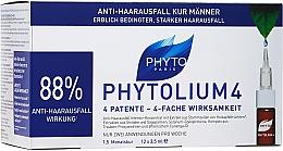 Парфюмерия и Козметика Ампули против косопад - Phyto Phytolium 4