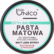 Парфюми, Парфюмерия, козметика Паста за оформяне на косата - Tenex Stile Unico Pasta