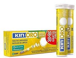Парфюми, Парфюмерия, козметика Таблетки за почистване на зъбни протези - Kin Oro Tablets
