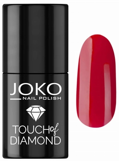 Гел-лак за нокти, без печене - Joko Gel Touch of Diamond