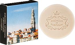 Парфюмерия и Козметика Натурален сапун - Essencias De Portugal Living Portugal Clerigos Red Fruits